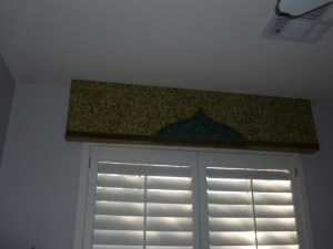 Custom Cornice Pennington Place