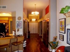 Hall Corridor from Family Room
