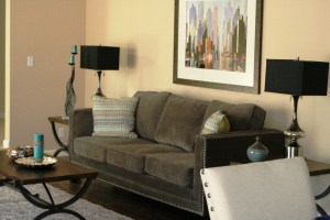 SCOTTSDALE home staging designs