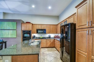 Kitchen straight CHANDLER interior design