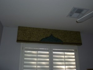 Pennington Place Custom Cornice