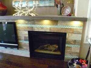 Pennington Place Fireplace update