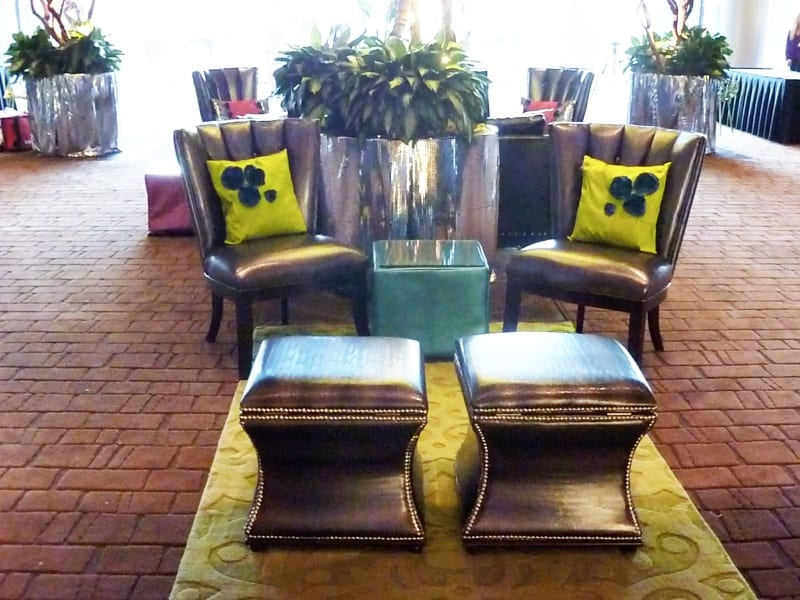 In 2012, I Volunteered Along With Other ASID North Chapter Interior  Designers To Design, Create And Implement A Functional Design For The  Buyeru0027s Lounge For ...