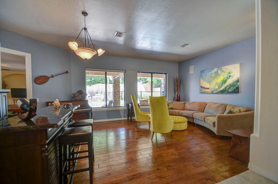 Living Room Home Interior Design