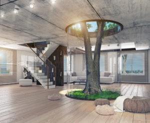 Image of eco-friendly interior