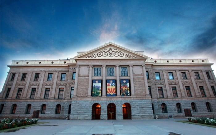 Arizona State Capitol, Phoenix