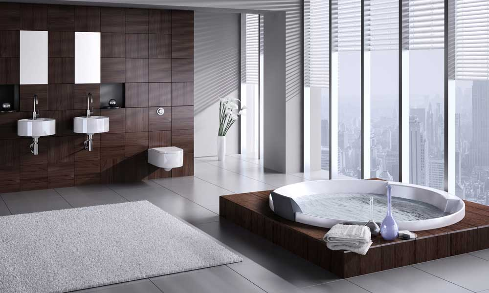 Bathroom Color Schemes Interior Design Interior Preference - Bathroom-color-schemes