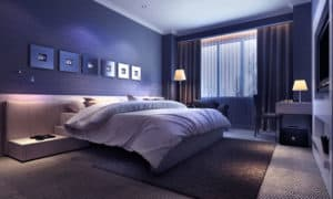 Bedroom Polished Look