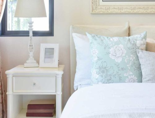 5 Magnificent Bedside Table Ideas For Your Bedroom