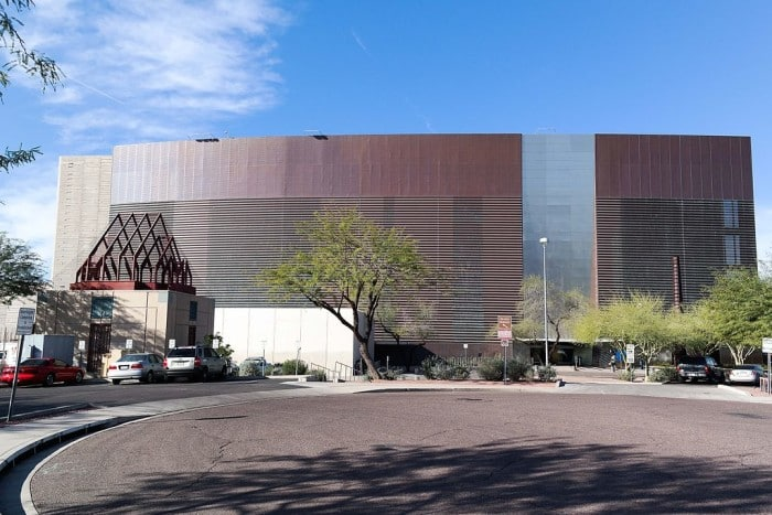 Burton Barr Central Library, Phoenix
