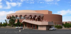 Grady Gammage Memorial Auditorium, Tempe