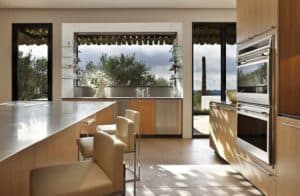 Modern kitchen Sonoran Desert
