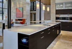 Tucson Residence Kitchen Decorating Idea Sonoran Desert