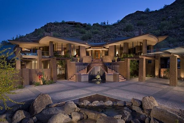 Fabulous Home Design Sonoran Desert