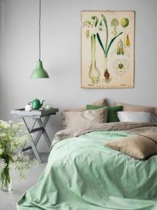 Soft Greens