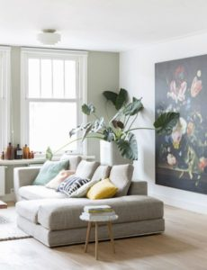 Living Room Ideas With Plants Bright Room