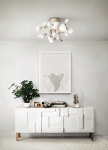 Living Room Ideas With Plants White